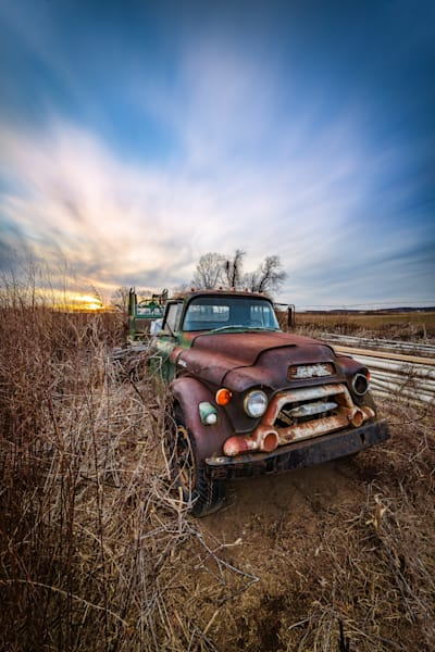 GMC 450 Sunset