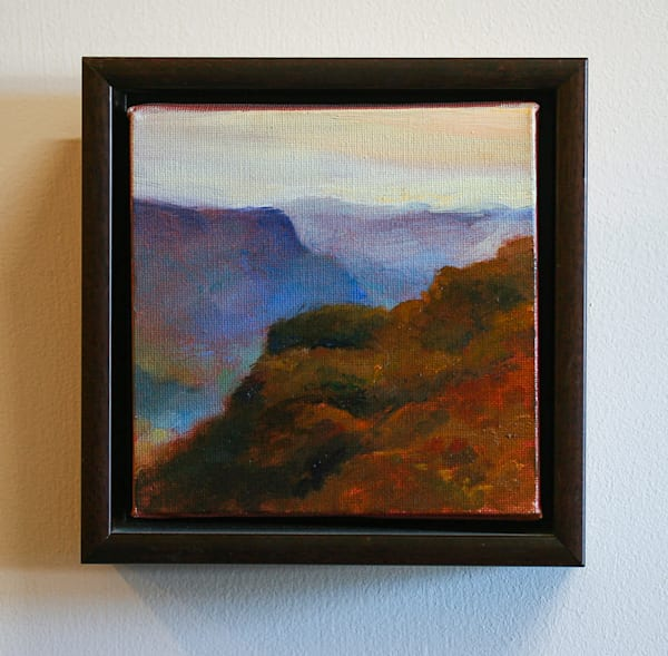 Linville Gorge At Dusk Art | Art of Jason Rafferty