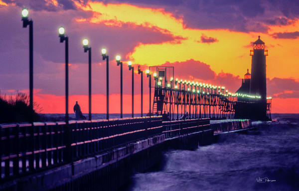 Grand Haven Lighthouse Mi Photography Art | vitopalmisano