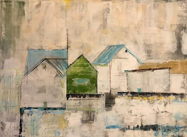 Hideaway Art | B Mann Myers Art