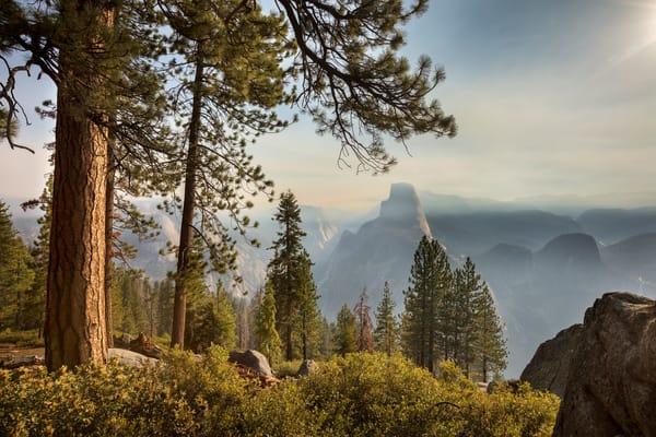 Yosemite Panorama Trail 2 Photography Art   Mark Steele Photography Inc