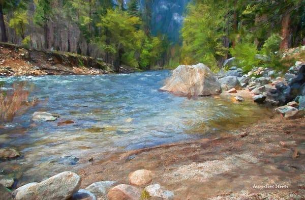 JStoner Merced River Yosemite