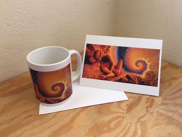 Spiral Cup  | markhensonart