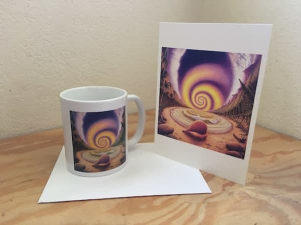 Snail Logic Cup | markhensonart