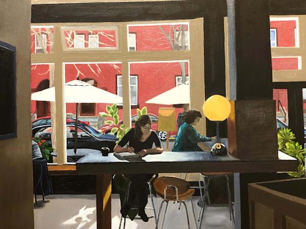The Writer Art | Brendan Kramp Studio & Workshop