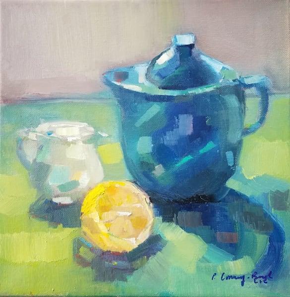 Lemon lush,