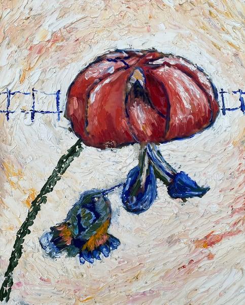 Nectar Collector Art | Jenny McGee Art