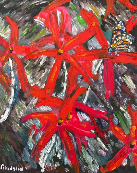 Catch Fly Art | Jenny McGee Art