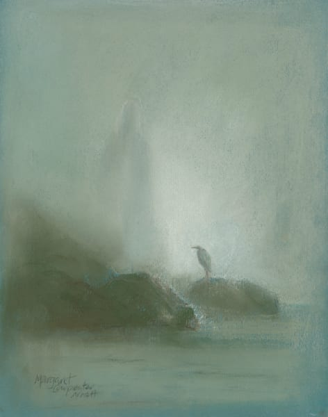 Margaret Carpenter Arnett - Fog Woman