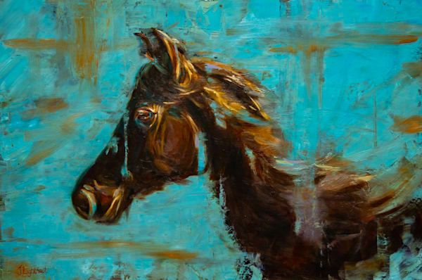 Run Free Art | Jamie Lightfoot, Artist