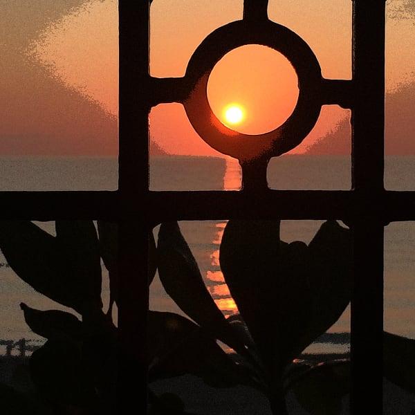 Sunrise In Cancun Art   Marie Stephens Art