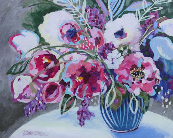 Morning Grace Art | Kristin Webster Art Studio
