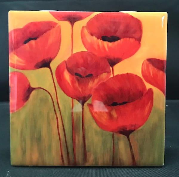 Poppies   Marie Art Gallery