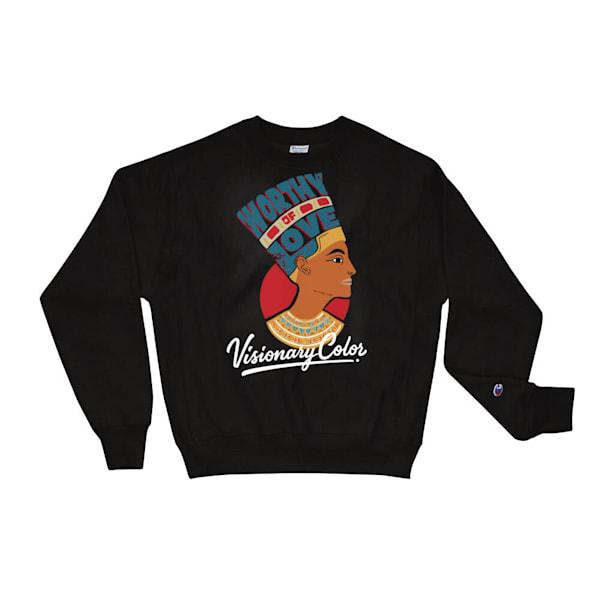 Worthy of Love Champion Sweatshirt
