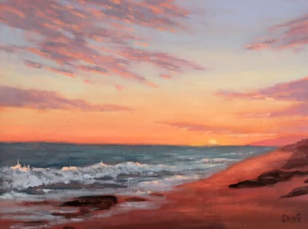 Baja Sunset  Art | Terry Sauve Fine Art