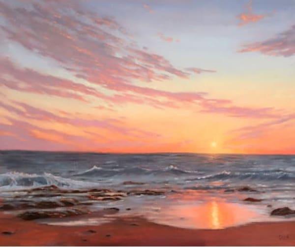Dancing Light On Waves  Art | Terry Sauve Fine Art