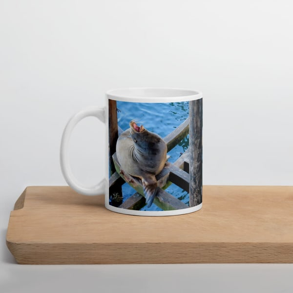 """""""Sometimes You Just Have to Sing"""" Coffee Mug"""