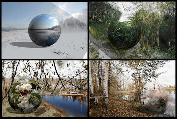Seasons on the Globe