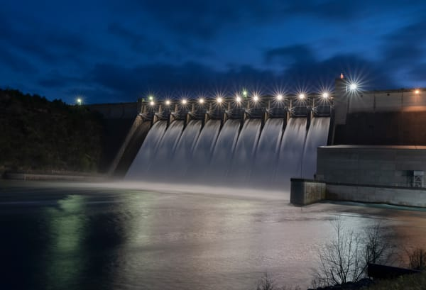 CAdams-Dam-at-Night