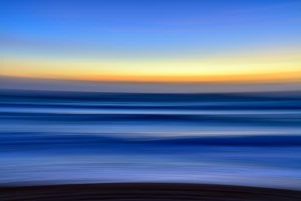 Sunrise on Miami Beach Abstract | Shop Photography by Rick Berk
