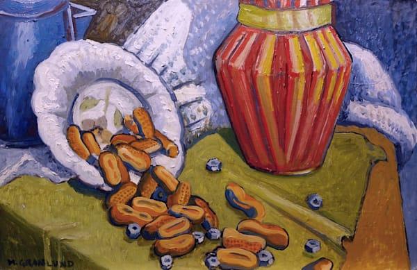 Oil Painting For A Fine Art Print Art | Mark Granlund Studio