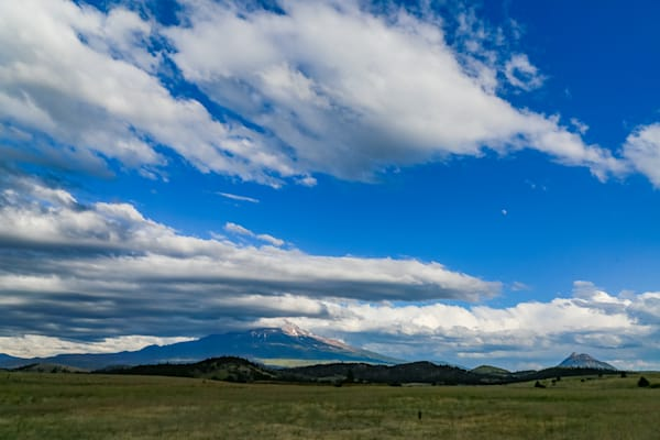 Mt. Shasta From The West Photography Art | Lovere Photography