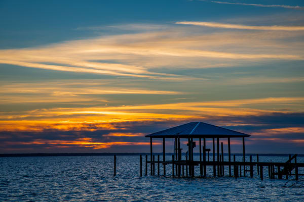 Lake George sunrise - Florida photography prints