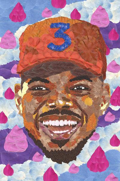 Chance The Rapper Art | smacartist