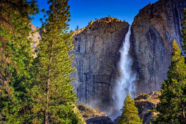 Upper Yosemite Falls | Shop Photography by Rick Berk