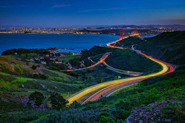 Marin Headlands | Shop Photography by Rick Berk