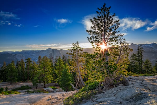 Sunrise on Sentinel Dome | Shop Photography by Rick Berk