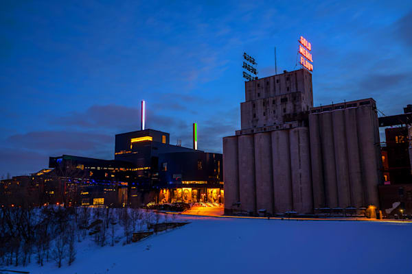 Flour Mill and Theater - Minneapolis Art | William Drew Photography