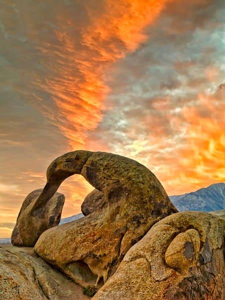 Mobius Arch Sunrise