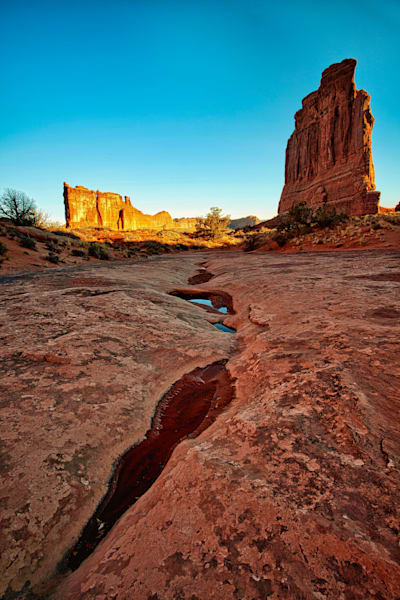 The Organ and Tower of Babel at Arches National Park