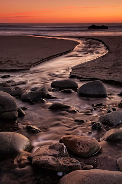 Creek At Pfeiffer Beach Photography Art | Brent Fraser Photography