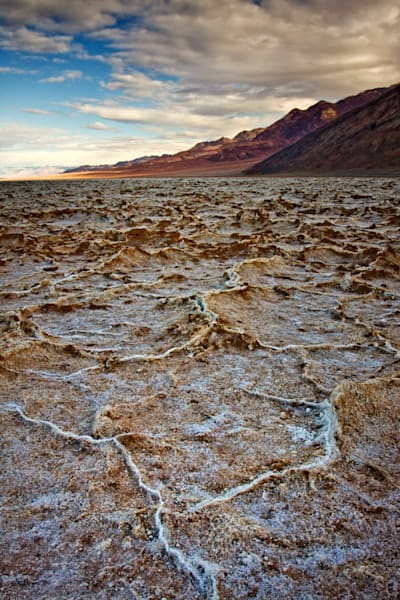 Badwater - Death Valley