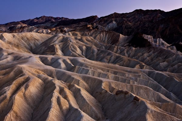 Zabriskie Point Dawn Photography Art | Brent Fraser Photography