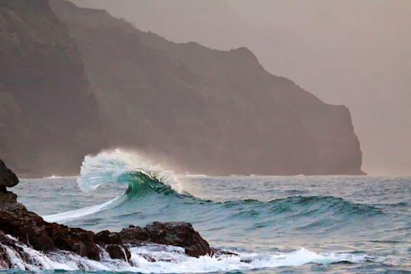 Na Pali Coast Wave, Kauai