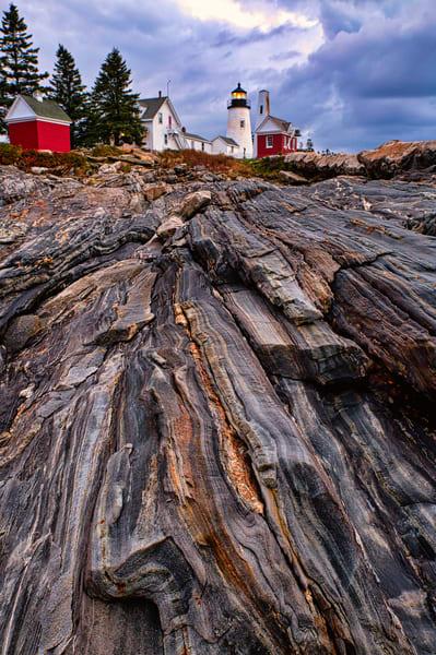 Pemaquid Point Lighthouse - Bristol, Maine