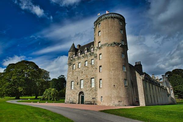 Castle Fraser,  Inverurie, Scotland