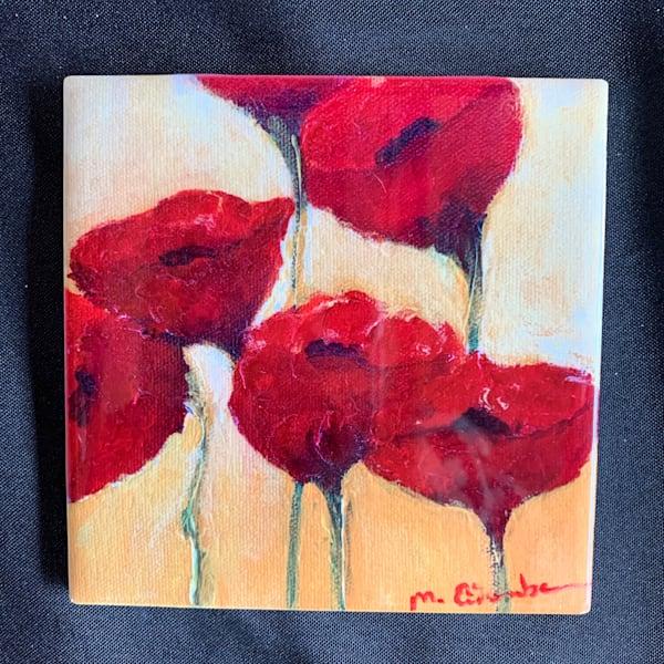 Poppies Ii   Marie Art Gallery