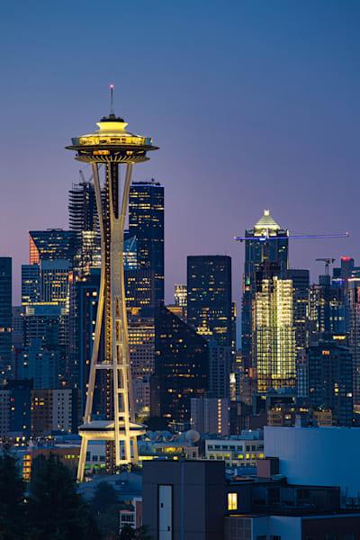 Space Needle - Seattle