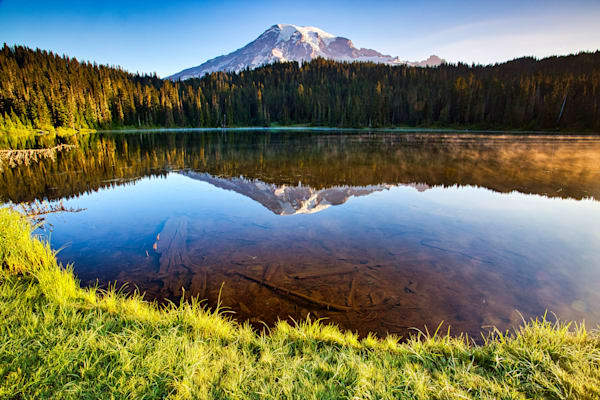 Mount Rainier - Reflection Lake