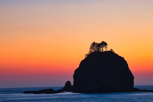 First Beach Sunset