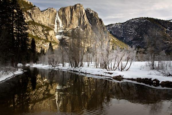 Frozen Falls Photography Art | Brent Fraser Photography