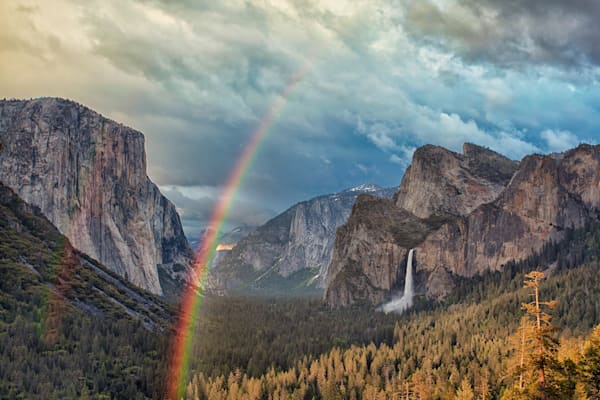 Yosemite Valley Rainbow