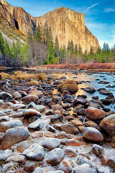 El Capitan Glow - Yosemite