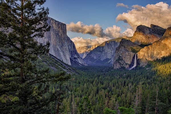 Spring Evening in Yosemite | Shop Photography by Rick Berk