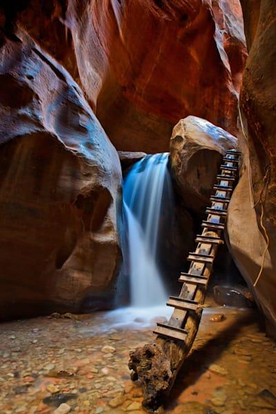Kanarra Falls, Kanarra Creek Canyon