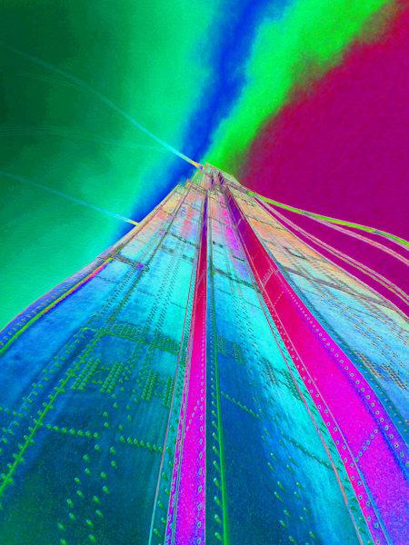 Golden Gate03 Art | Maureen Wilks Digital Fine Art